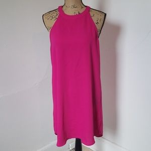 Cynthia Rowley pink dress size 8